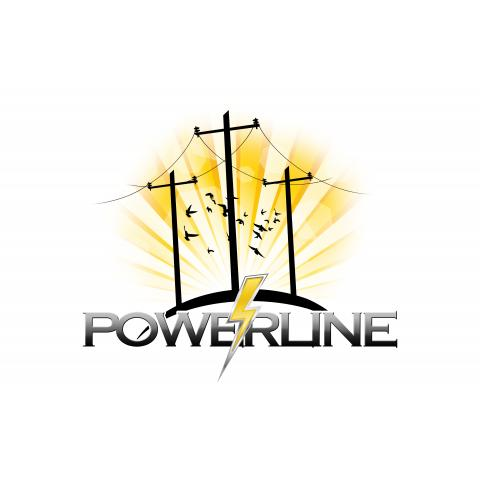 POWERLINE with Brother Jon Rivers logo